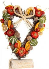 Standing Fruit Wreath